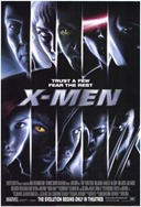 X Men 1 poster By azamworld.blogspot.com